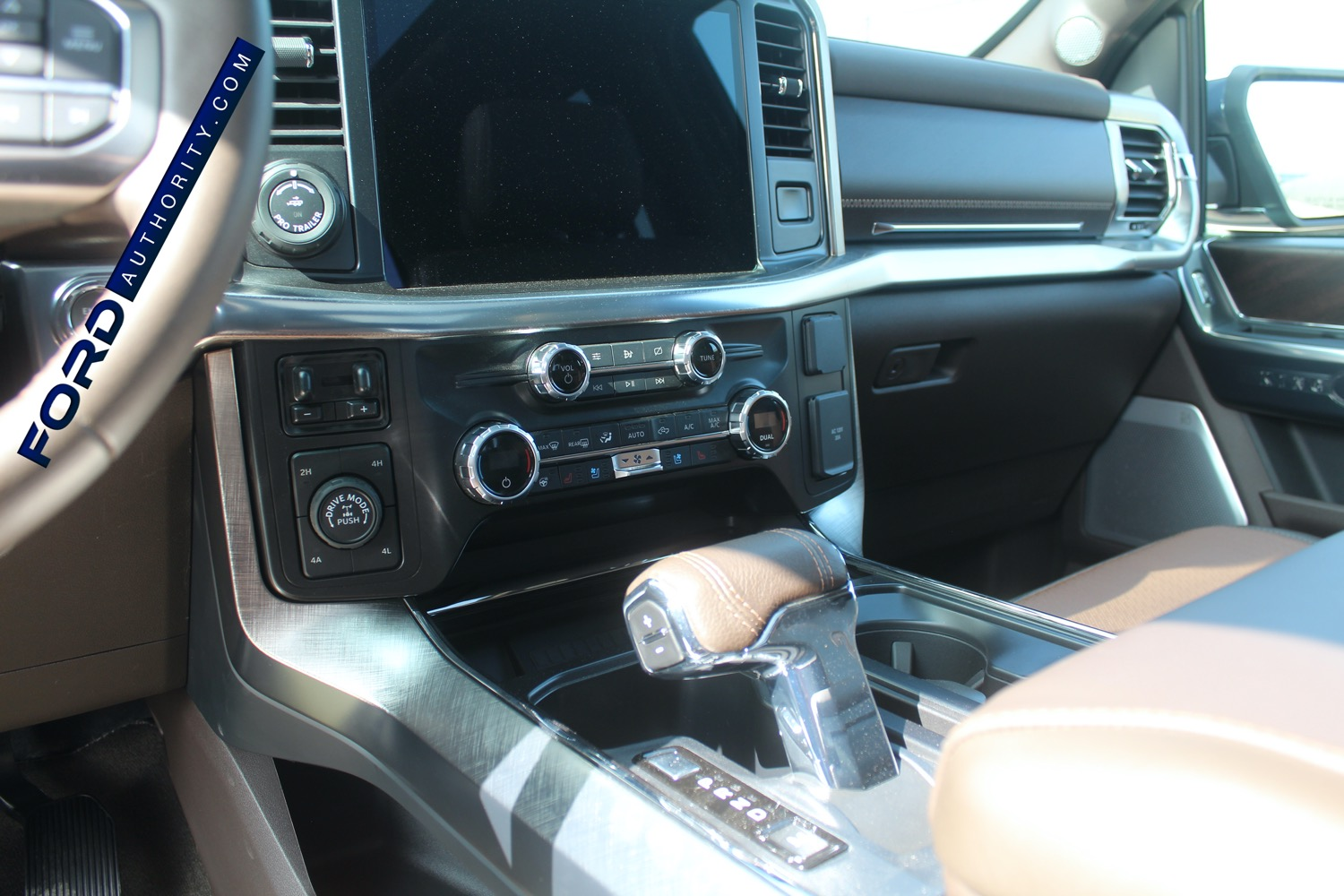 2021-Ford-F-150-King-Ranch-Interior-Front-Row-006-center-stack-infotainment-HVAC-controls.jpg