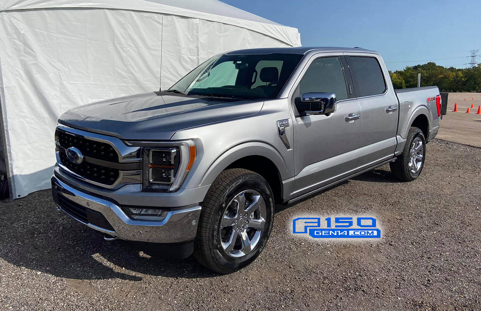 Iconic Silver King Ranch Chrome 2021 F-150 Front Quarter.jpg