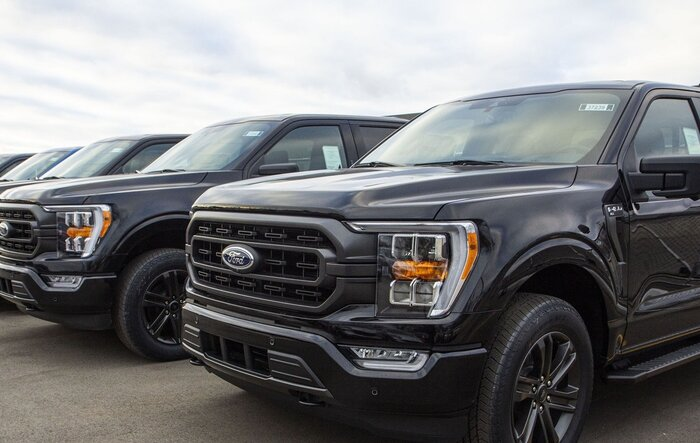 Windshield Recall: issued for 2021 F-150 Windshield Adhesion Issue