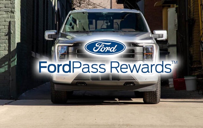 You can earn up to 42,000 FordPass points with 2021 F-150 purchase