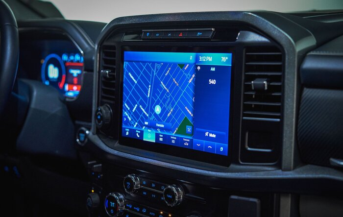 SSM 49625 - SYNC4 System Reboot Procedure for 2021 F-150 – Various SYNC 4 System Concerns