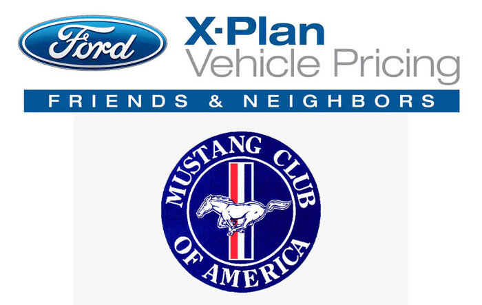 X-Plan changes for Mustang Club of America