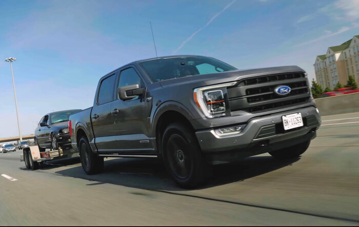 2021 F-150 Lariat PowerBoost Review // $60,000 Powerhouse (by Throttle House)