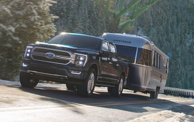 2021 F-150 Towing, 5th Wheel Towing and Cargo / Payload Capacity Figures