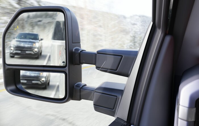 Delivery hold on 2021 F-150's with Blind Spot Monitoring
