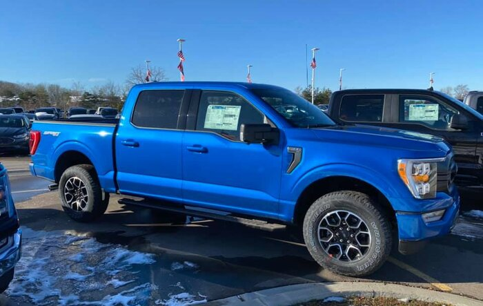 2021 F-150 have arrived at dealers locally!