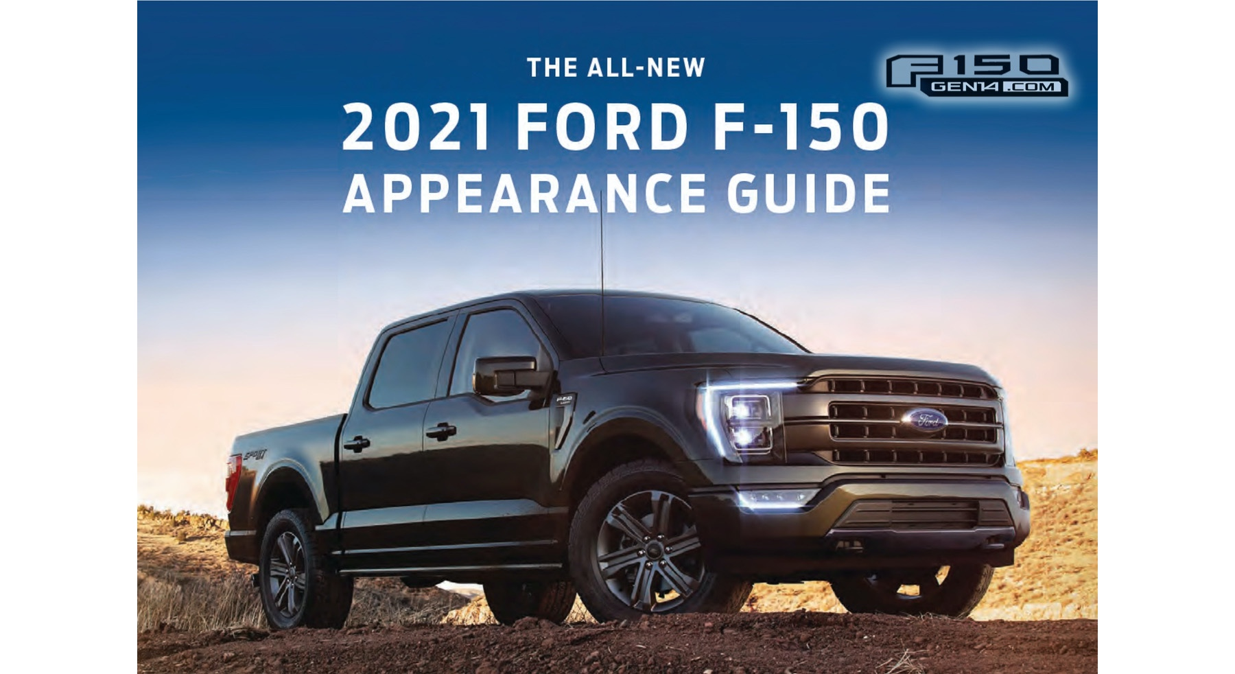 2021 f150 appearance packages guide standard sport